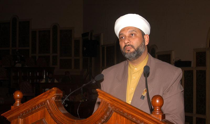 Arab scholars Dr Shaykh Shahab-ud-Din Al-farfur