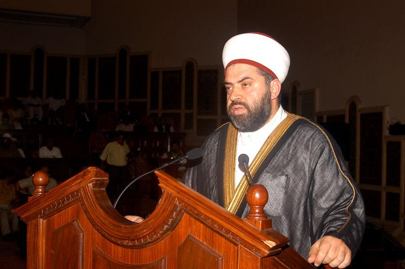 Shaykh Mahmood Abu al-Huda al-Hussain
