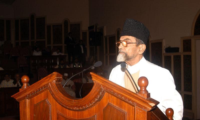 Sayyid Ali Ghazanfar Kararvi