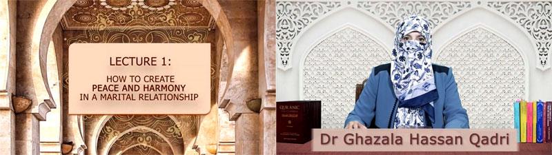 Al-Nasiha 2021 with Dr Ghazala Hassan Qadri