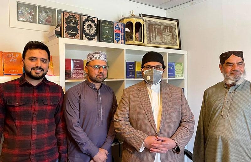 Dr Hussain Mohi ud Din Qadri