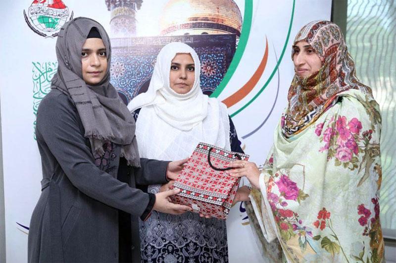 MWL leaders attend Sayyida Zainab (sa) Conference