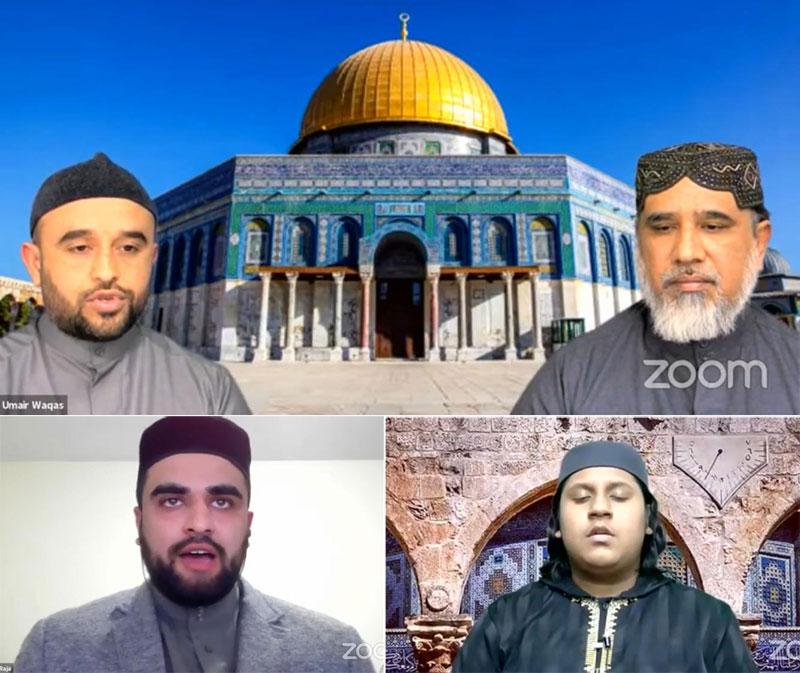 MQI Canada holds spiritual gathering to mark Miraj-un-Nabi