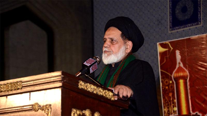 Hussianiyat is not supporting the oppressor: Dr Tahir-ul-Qadri