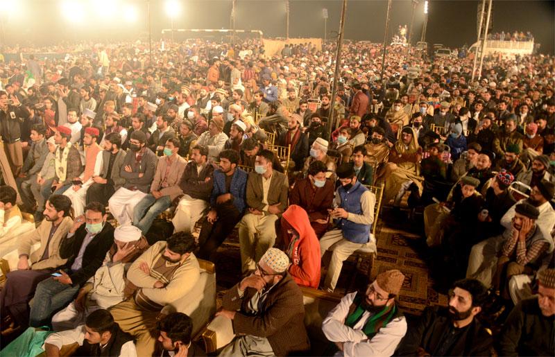 Prayer ceremony held to mark the 70th birthday of Dr Muhammad Tahir-ul-Qadri