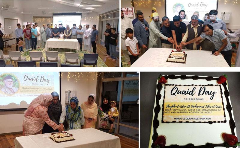 Quaid Day celebration held in Sydney Australia