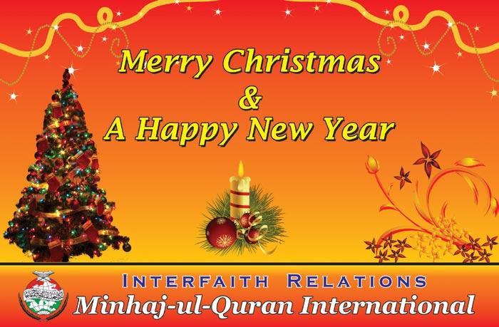 Islam Christmas.Shaykh Ul Islam Dr Muhammad Tahir Ul Qadri S Message On