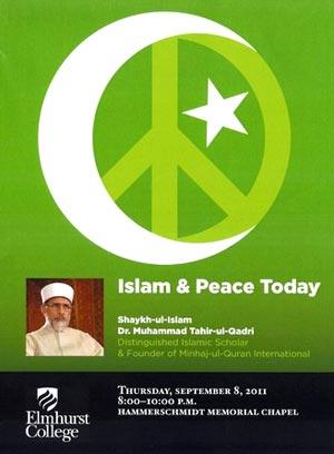 Islam 'Denotes Peace in Every Aspect of Life' - Minhaj-ul-Quran