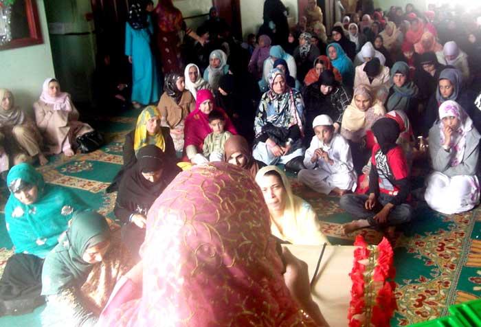 MWL Nelson organises Halqa e Durood Ceremony - Minhaj