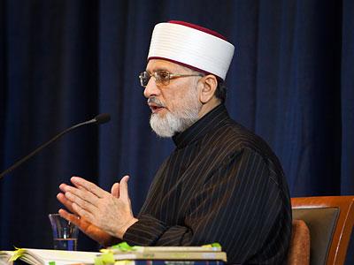 islam and terrorism speech