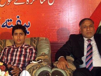 Urdu declamation contest held at COSIS - Minhaj-ul-Quran