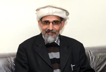 G M Malik (Muhammad Mustafa Malik)
