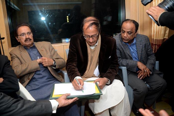 Islamabad Long March Declaration Green Revolution Pakistan Dr Tahir-ul-Qadri Democracy Long March