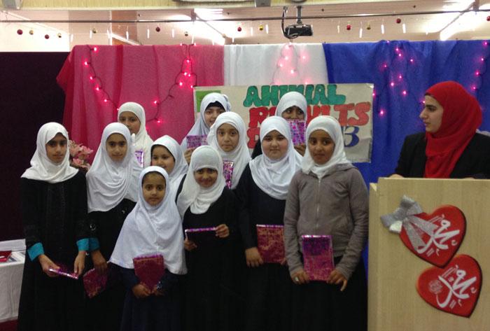 UK: Parents evening held in Nelson - Minhaj-ul-Quran