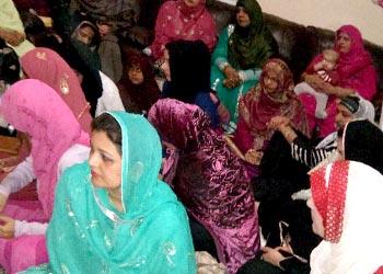 Farewell Dinner in Honour of Re-known Scholar Sr. Faiza Qadri