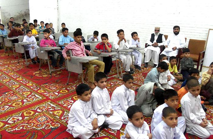 Kids Festival by Markazi Nizamat e Tarbiyat