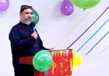 Eid-ul-Fitr party held for school children