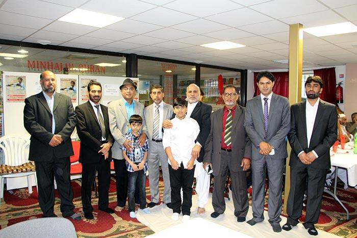 PAT France Held a Eid Milan Party