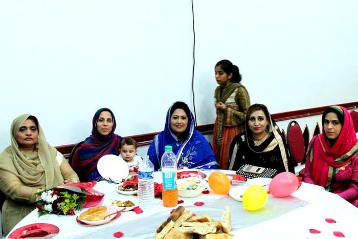 MQI held Eid Mela by MWL France