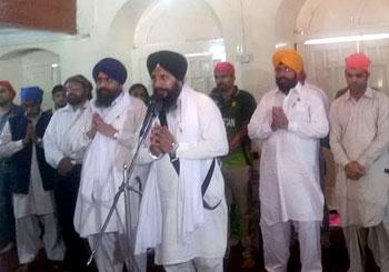 Interfaith Independence day celebration tour to Temple Gurudwara Church Masjid