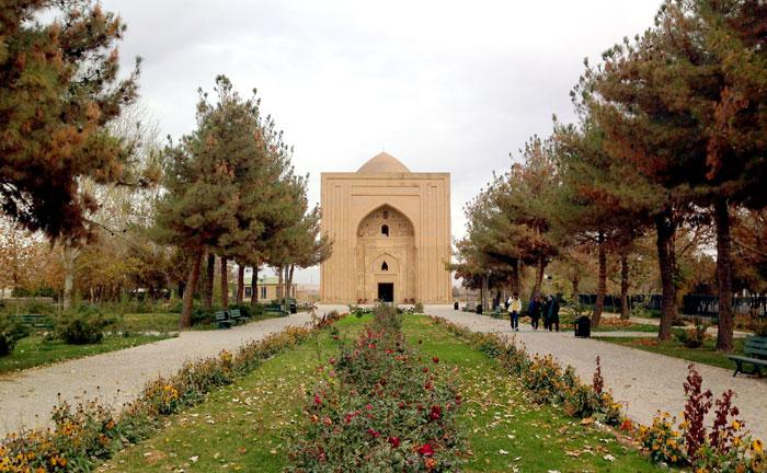 Image result for al-ghazali shrine iran