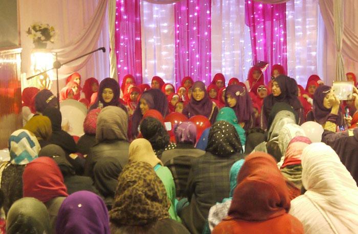 UK: Children celebrate Mawlid-un-Nabi (SAW) in Style
