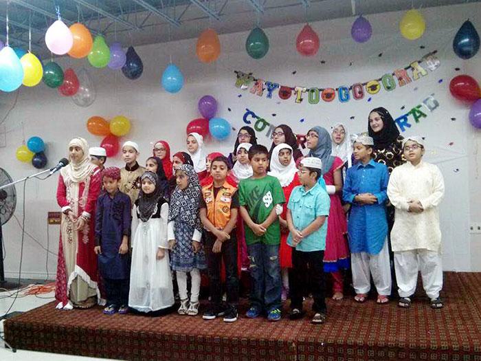 Graduation ceremony of Summer School kids held under MQI Canada