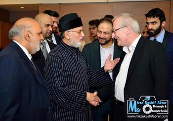 Peace essential ingredient of Islam: Dr Tahir-ul-Qadri