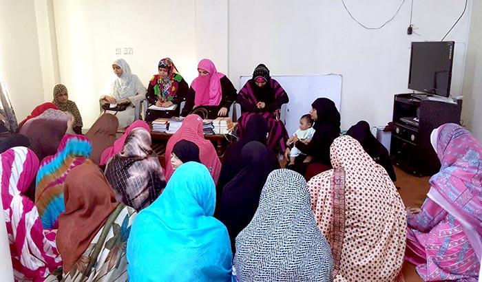 Minhaj Women League Organizational Visit In Azad Kashmir