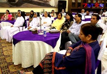 Peace Award Sohail Ahmad Raza Director Interfaith MQI