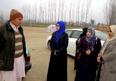 Minhaj Women League Visit Bacha Khan University Charsadda Incident press conference