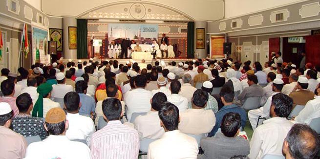 Dr Hassan Mohi-ud-Din Qadri visits Bahrain
