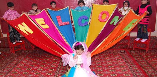 Prize Distribution Ceremony of Laurel Home School