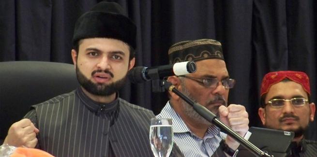 Dr Hassan Qadri addresses Conference on 'Democracy & Today's Pakistan'