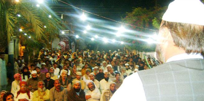 Time for peaceful change ripe: MQI Haveli Lakha