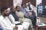 لاہور: منہاجینز ڈے کے موقع پر مجلس مذاکرہ