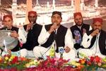 تحریک منہاج القرآن اور لاہور پریس کلب کے زیراہتمام عظیم الشان محفل نعت