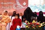 منہاج القرآن ویمن لیگ کے انیسویں یوم تاسیس کی تقریب