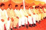 فیصل آباد میں 21 جوڑوں کی اجتماعی شادیوں کی تقریب