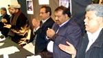 پاکستان عوامی تحریک فرانس کے زیراہتمام محترمہ بینظیر بھٹو کیلئے فاتحہ خوانی