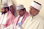 مدینہ منورہ میں صاحبزادہ حسین محی الدین قادری کی رسم نکاح