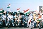 منہاج القرآن یوتھ لیگ راجن پور کے تحت جیوے پاکستان موٹر سائیکل ریلی