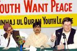 عالمی یوتھ ڈے کے موقع پر سیمینار ''نوجوان امن چاہتے ہیں''
