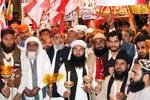تحریک منہاج القرآن کے زیراہتمام مشعل بردار میلاد جلوس