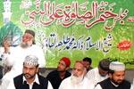 گوشہ درود کی ماہانہ مجلس ختم الصلوٰۃ علی النبی (ص) - اگست 2008ء