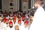 لاہور: ماہانہ مجلس ختم صلوٰۃ علی النبی صلی اللہ علیہ وآلہ وسلم و روحانی اجتماع