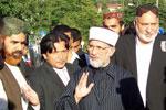 شیخ الاسلام ڈاکٹر محمد طاہر القادری کا دورہ اوسلو