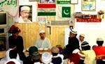 Children's Pakistan Independence day celebration in Halifax