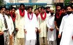 Pakistan Hockey Team visits Secretariat of MQI