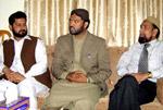 Hafiz Muhammad Saeed Raza Baghdadi undertakes Organizational visit of UAE